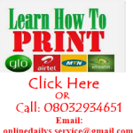 How to Get Software for Printing Recharge Card in Nigeria