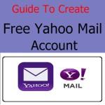 CREATE FREE YAHOO ACCOUNT – Yahoo Registration, Yahoo Mail Sign Up