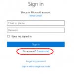 Hotmail Registration