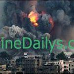 GAZA CITY NEWS: Over 1600 Palestinians killed in Israeli attacks