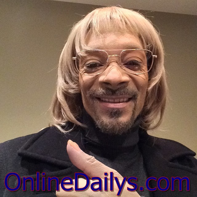 Snoop Dog Changes Skin to White – Watch Photos here