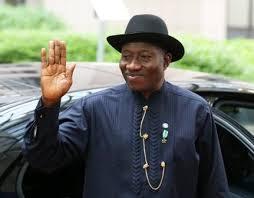 President Goodluck Jonathan for 2015 election