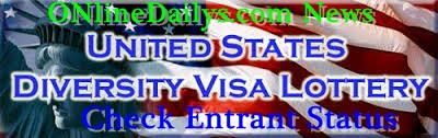 2015 - 2016 Diversity Visa program - DV Entrant Status Check