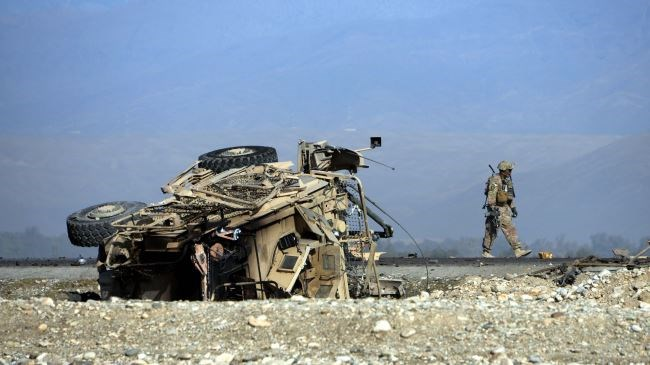 Militants kill US-led soldier in northern Afghanistan