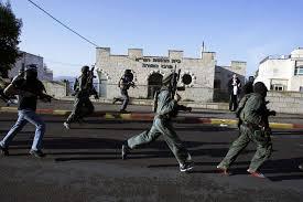 Synagogue Attack in West Jerusalem