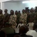 54 Nigerian soldiers sentence to death for mutiny