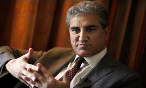 vice chairman, Shah Mehmood Qureshi
