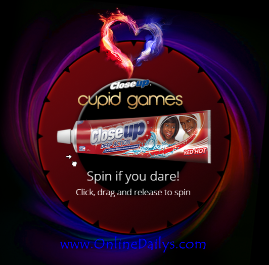 Closeup Cupid Games