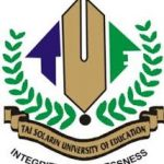 TASUED CEPEP admission opens for Regular/ Direct Entry Applicant