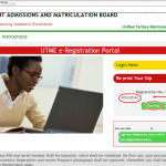 3-steps to Re-print 2015 JAMB UTME Slip Online (Free)