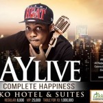 AYLive Complete Happiness show comes up on April 5th 2015