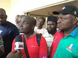 Man who trekked form Lagos to Abuja 3
