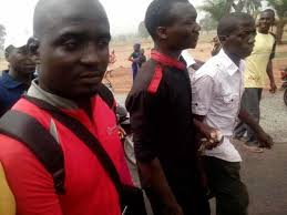Man who trekked form Lagos to Abuja 4