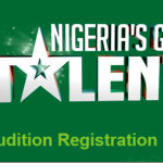 Nigeria's Got Talent 2015 Registration | www.nigeriasgottalent.com