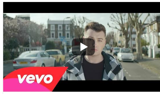 SAM SMITH  Stay With Me  image