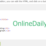 Learn how to create html5 and css3 free