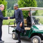 PHOTOS OF G7 SUMMIT IN GERMANY (2015)