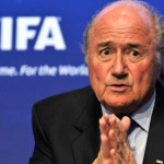 Sepp Blatter announces his resignation as FIFA President