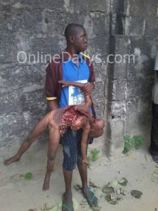 16yr old kills 4yr old boy in Lagos