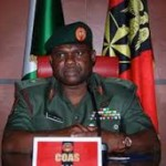 Lt Gen Kenneth Minimah speeches before handing over to his successor