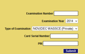 WAEC May June Result Checking