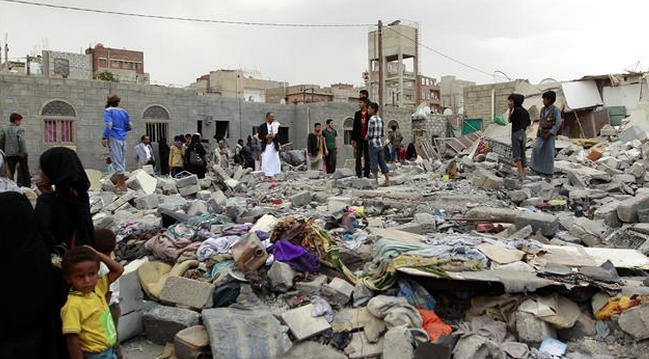 Yemen health condition