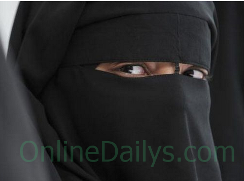 wearing of full-face Islamic veil