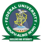 FUNAI Post UTME Registration Form for 2015/2016 Session