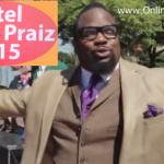 Airtel Adom Praiz 2015  featuring Hezekiah Walker in Ghana