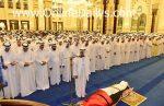Prince Of Dubai Death: Condolences visit at Zabeel Palace in Dubai