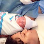 Pakistan Actress, Veena Malik gives birth to a baby girl