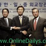 China, Japan & Republic of Korea set date for key Summit