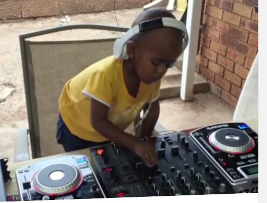 DJ Arch Junior