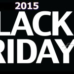 Black Friday 2015 is on Friday, November 27, 2015