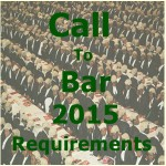 Call To Bar 2015 December Requirement – NigerianLawSchool.edu.ng