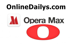 Download Opera Max