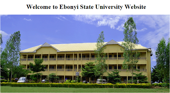 EBSU campus background