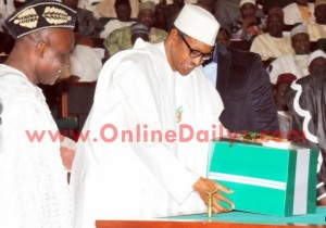 Breakdown of Nigeria 2016 Budget