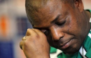 Stephen Keshi loses wife