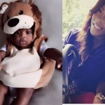 PHOTOS – See Tiwa Savage and her Baby's pics