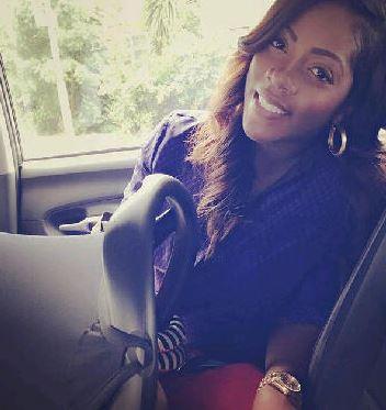 Tiwa Savage and her Baby's pics