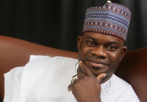 Yahaya Bello new Kogi Governor-Elect
