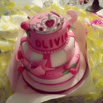 PHOTOS – 2face Celebrates daughter's Birthday with Friends