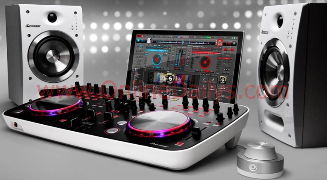 Download Complete VIRTUAL DJ 8
