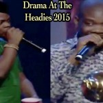 Full Video of Olamide vs Don Jazzy saga at The Headies 2015