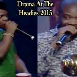 Full Video of Olamide vs Don Jazzy saga at The Headies 2015