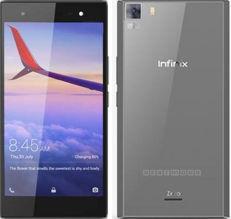 Image of Infinix ZERO 3 specifications