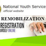 2016 NYSC Remobilization Online Application Portal is open