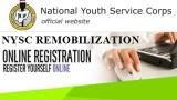 2016 NYSC Remobilization Online Application Portal