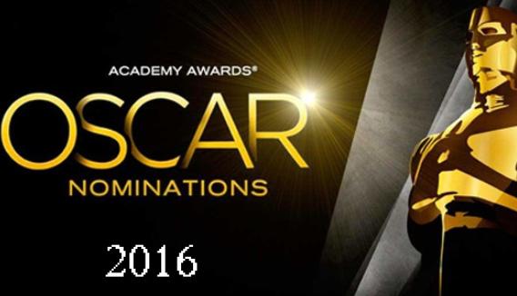 Full List of 2016 Oscar Award Winners